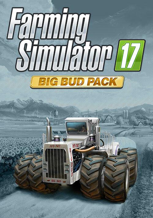 Farming Simulator 17 - Big Bud Pack (Giants) - Cover / Packshot