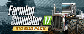 Farming Simulator 17 - Big Bud Pack (Giants)