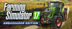 Farming Simulator 17 Ambassador Edition (Steam)