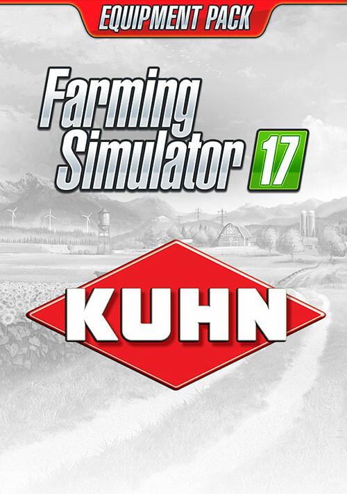 Farming Simulator 17 - KUHN Equipment Pack (Steam) - Cover / Packshot