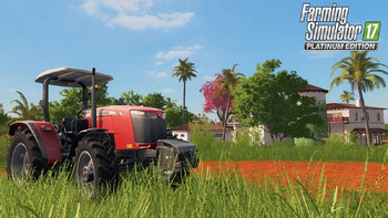 Screenshot1 - Farming Simulator 17 - Platinum Edition (Steam)