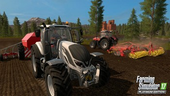 Screenshot2 - Farming Simulator 17 - Platinum Edition (Steam)