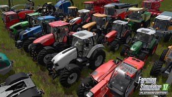 Screenshot3 - Farming Simulator 17 - Platinum Edition