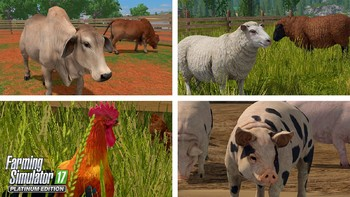 Screenshot4 - Farming Simulator 17 - Platinum Edition