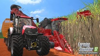 Screenshot2 - Farming Simulator 17 - Platinum Expansion