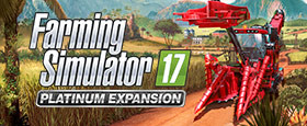 Farming Simulator 17 - Platinum Expansion (Steam)