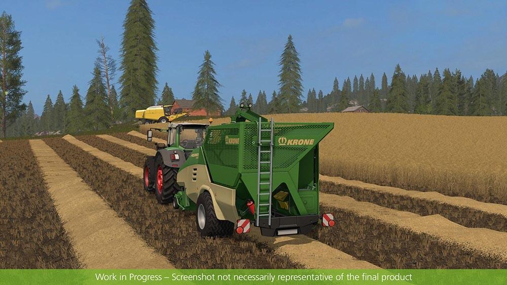 landwirtschafts simulator 17 add on strohbergung spiele. Black Bedroom Furniture Sets. Home Design Ideas