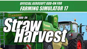 Landwirtschafts-Simulator 17 - Add-On Strohbergung