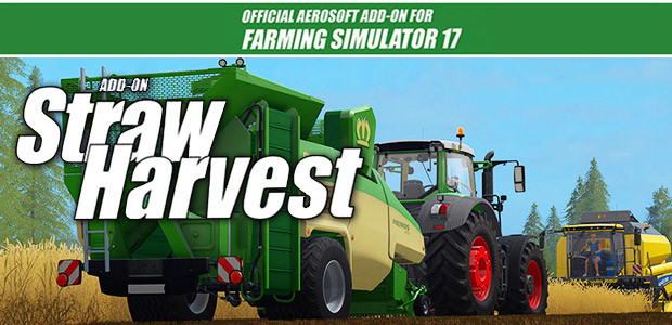 Farming Simulator 17 - Add-On Récolte de paille