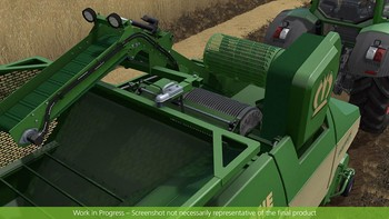 Screenshot11 - Farming Simulator 17 - Add-On Straw Harvest