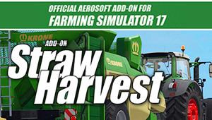Farming Simulator 17 - Add-On Straw Harvest