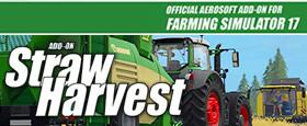 Farming Simulator 17 - Add-On Straw Harvest