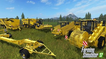 Screenshot3 - Farming Simulator 17 - ROPA Pack (Steam)