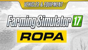 Farming Simulator 17 - ROPA Pack