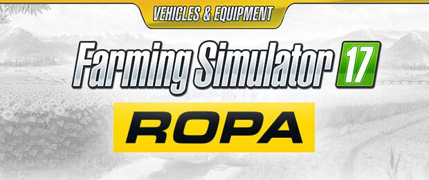 Farming Simulator 17 - ROPA Pack (Steam)