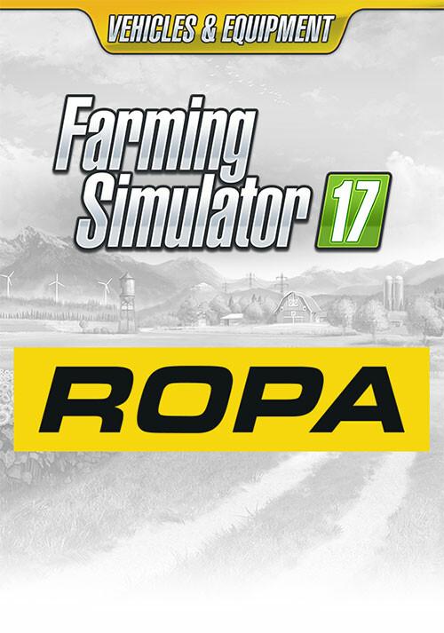 Farming Simulator 17 - ROPA Pack (Steam) - Cover / Packshot