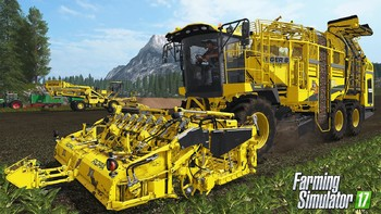Screenshot1 - Farming Simulator 17 - ROPA Pack (Steam)