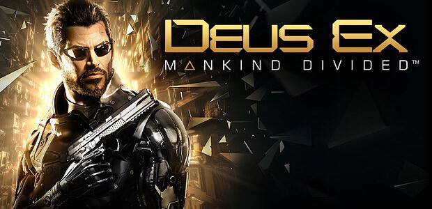 Deus Ex: Mankind Divided - Cover / Packshot