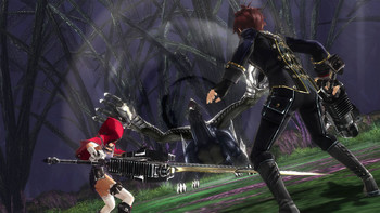 Screenshot2 - GOD EATER 2 Rage Burst