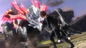 Screenshot3 - GOD EATER 2 Rage Burst