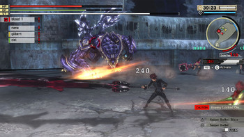 Screenshot5 - GOD EATER 2 Rage Burst