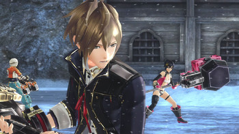 Screenshot6 - GOD EATER 2 Rage Burst