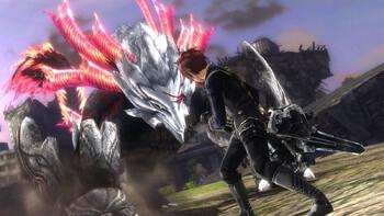 Screenshot3 - GOD EATER 2 Rage Burst