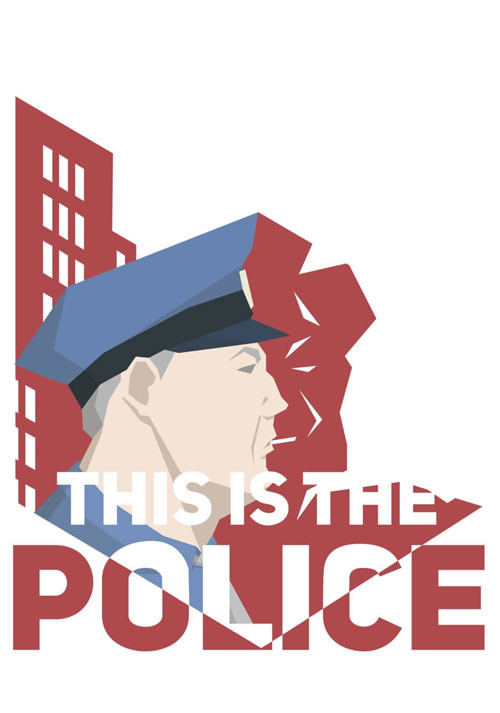 This Is the Police - Cover / Packshot