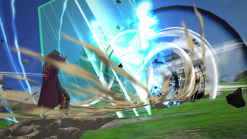Screenshot1 - One Piece Burning Blood