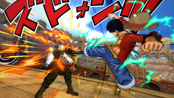 Screenshot5 - One Piece Burning Blood
