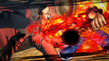 Screenshot3 - One Piece Burning Blood