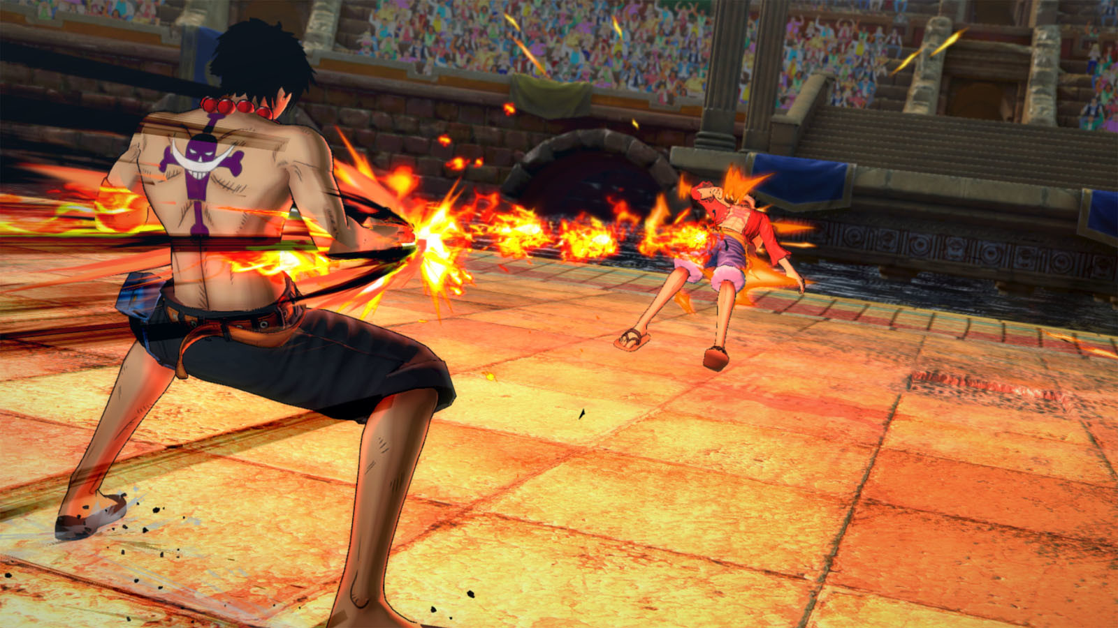 One Piece Burning Blood Steam Key for PC - Buy now