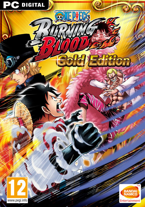 One Piece Burning Blood Gold Edition - Packshot