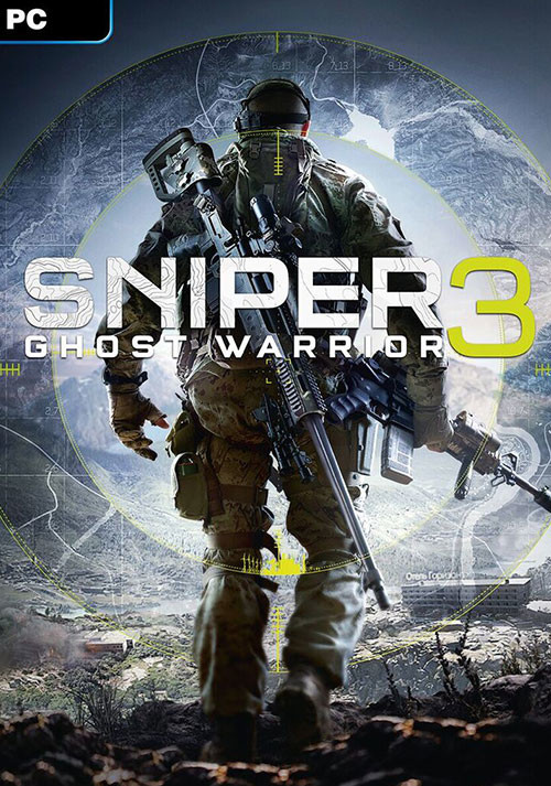 Sniper Ghost Warrior 3 - Cover
