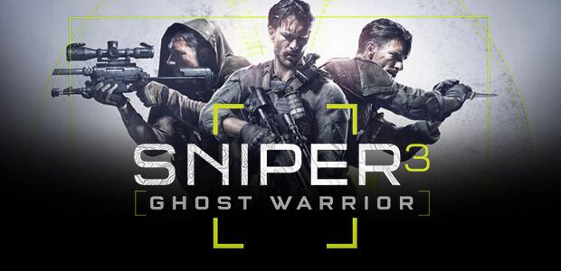 Sniper Ghost Warrior 3 - Cover / Packshot