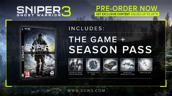 Screenshot1 - Sniper Ghost Warrior 3 - Season Pass