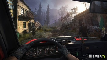 Screenshot2 - Sniper Ghost Warrior 3 - All-terrain vehicle