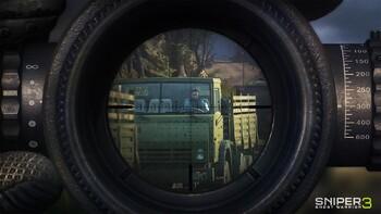 Screenshot5 - Sniper Ghost Warrior 3 - All-terrain vehicle