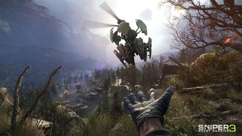 Screenshot9 - Sniper Ghost Warrior 3 - All-terrain vehicle