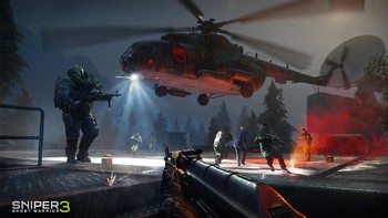 Screenshot1 - Sniper Ghost Warrior 3 - All-terrain vehicle