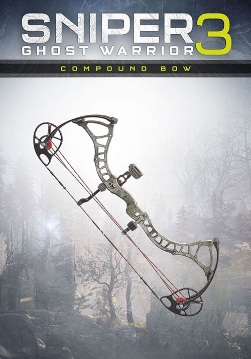 Sniper Ghost Warrior 3 - Compound Bow - Cover / Packshot