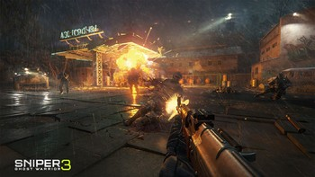 Screenshot4 - Sniper Ghost Warrior 3 - Sniper Rifle McMillan TAC-338A