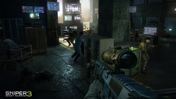 Screenshot2 - Sniper Ghost Warrior 3 - The Sabotage
