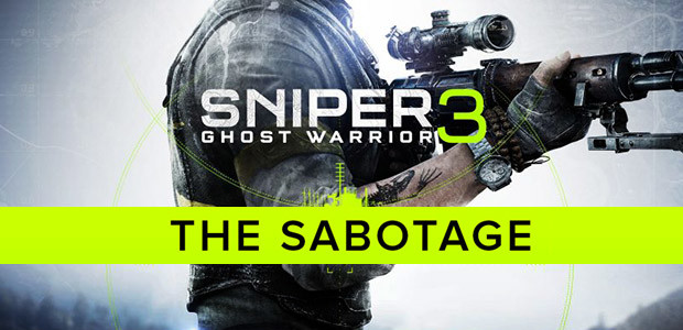 Sniper Ghost Warrior 3 - The Sabotage