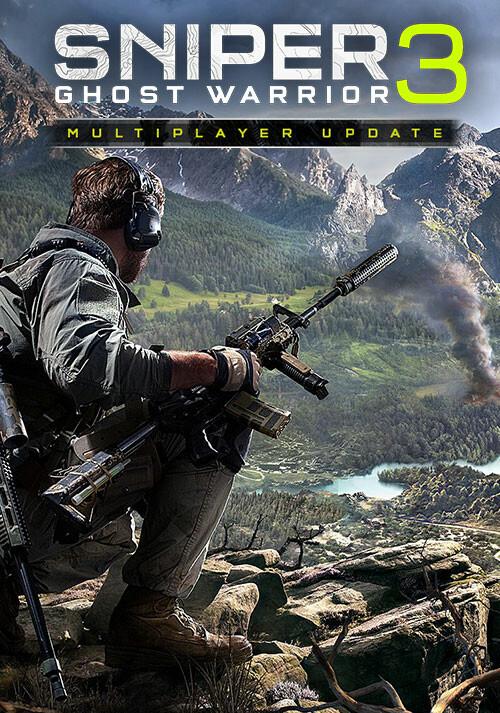 Sniper Ghost Warrior 3 - Multiplayer Map Pack - Packshot