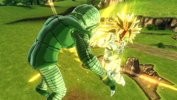 Screenshot1 - DRAGON BALL Xenoverse 2
