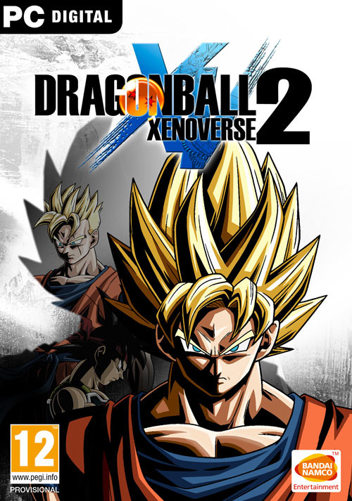 DRAGON BALL Xenoverse 2 - Cover