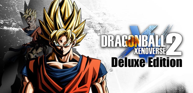 DRAGON BALL Xenoverse 2 - Deluxe Edition - Cover / Packshot