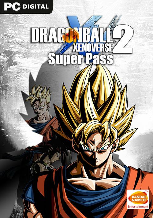DRAGON BALL Xenoverse 2 - Super Pass - Cover