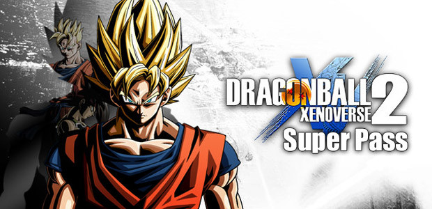 DRAGON BALL Xenoverse 2 - Super Pass - Cover / Packshot